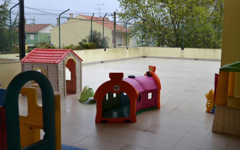 | Instalações – Creche da Abóboda