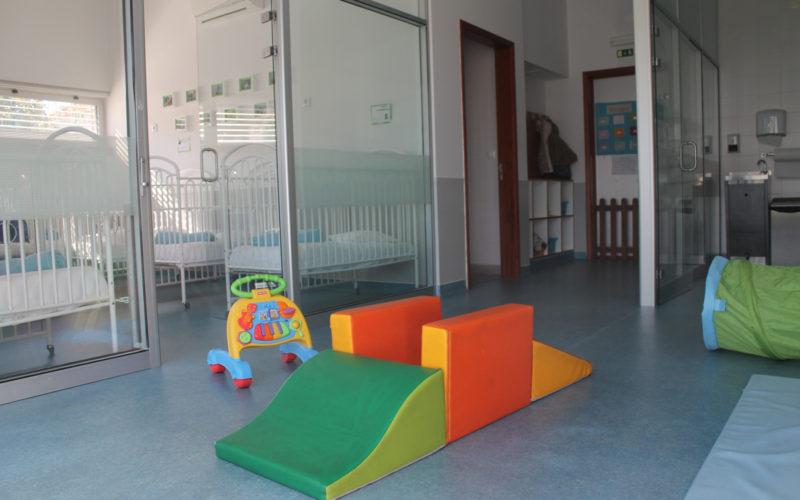| Instalações – Creche da Pampilheira
