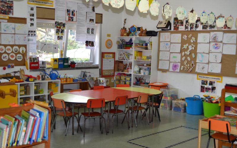 | Instalações – Creche S. José