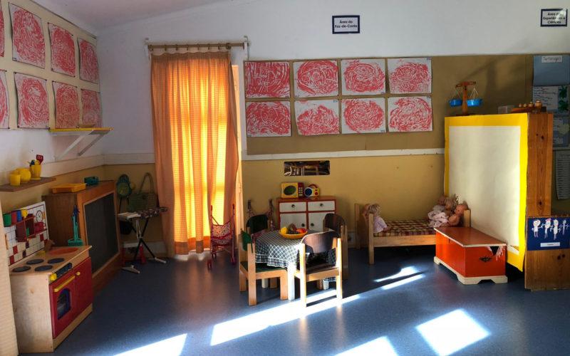 | Instalações – Creche Teodoro dos Santos